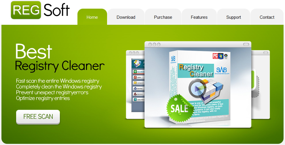 Independent Site of RegistryCleaner