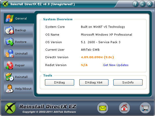 DirectX Toolkit 6.0