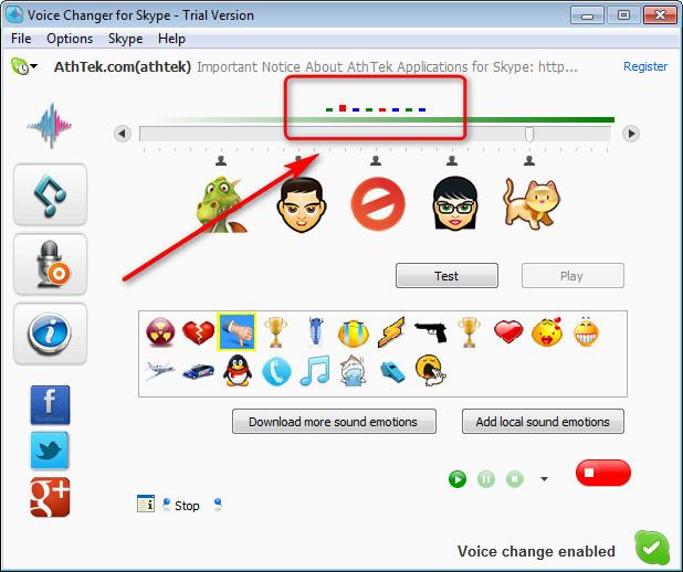 wave-voice changer 2.8