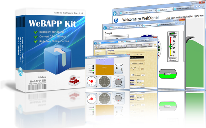 AthTek WebAPP Kit