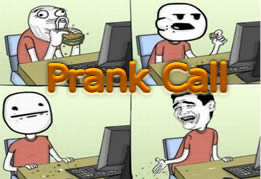 Prank Call on Skype