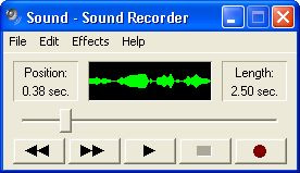 Free pc audio recorder download.